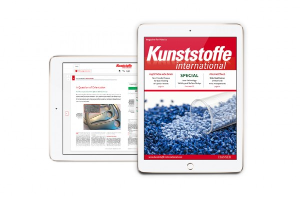 Kunststoffe international E-Paper Single Copy 04/2021