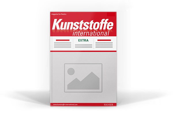 Kunststoffe international Print Single Copy 04/2019